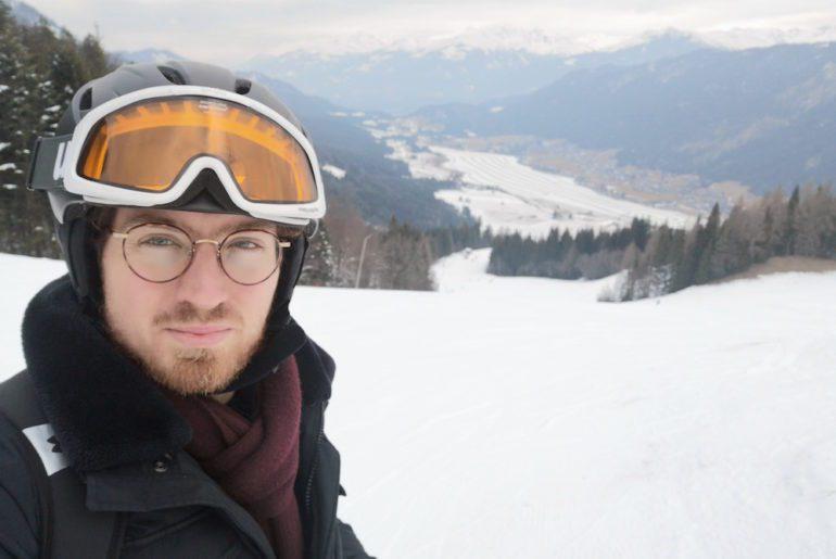 Urlaub in Weissensee Skifahren