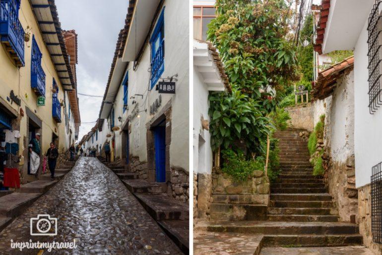 Cusco Sehenswürdigkeiten San Blas