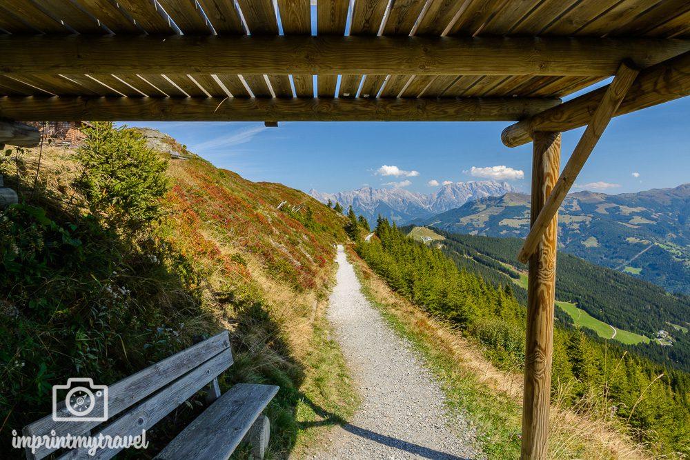 Landschaftsfotografie Tipps Einrahmen