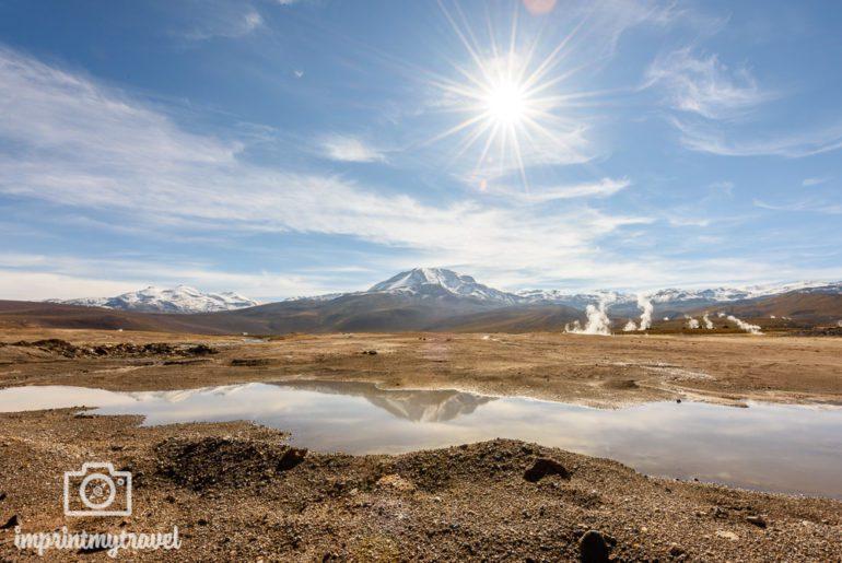 Atacama Sehenswuerdigkeiten Lagunen