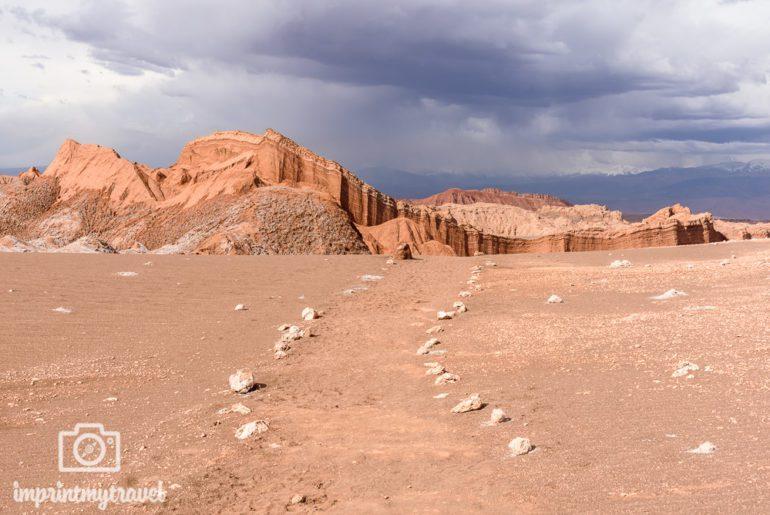 Atacama Sehenswürdigkeiten Mondtal
