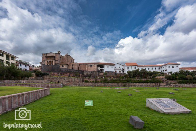 Sehenswuerdigkeiten Cusco Qoricancha