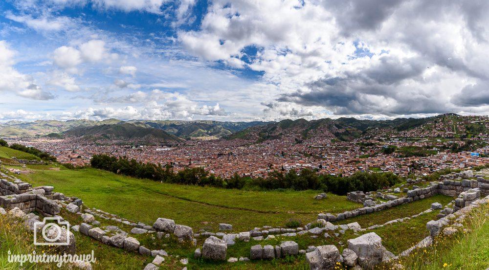 Peru Sehenswürdigkeiten Sacsayhuaman