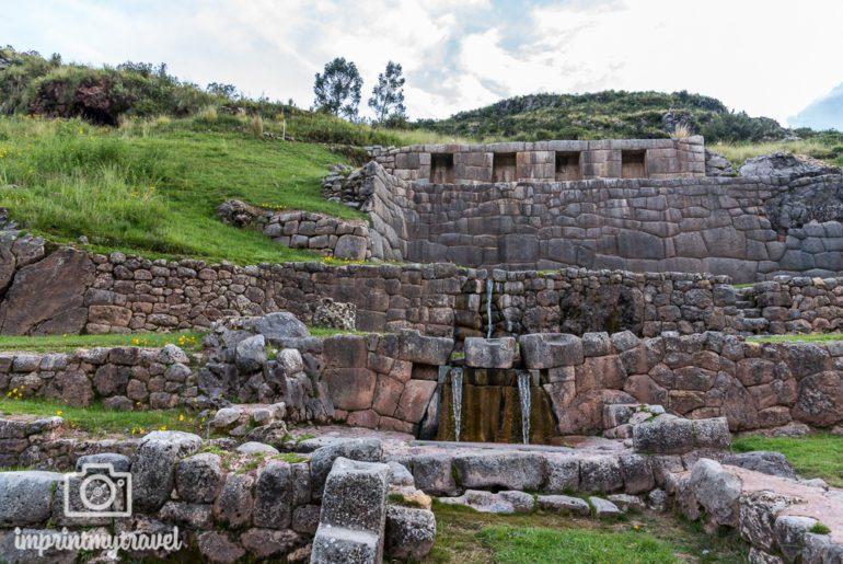 Peru Sehenswürdigkeiten Tambomachay