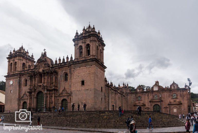 Cusco Sehenswürdigkeiten Kathedrale