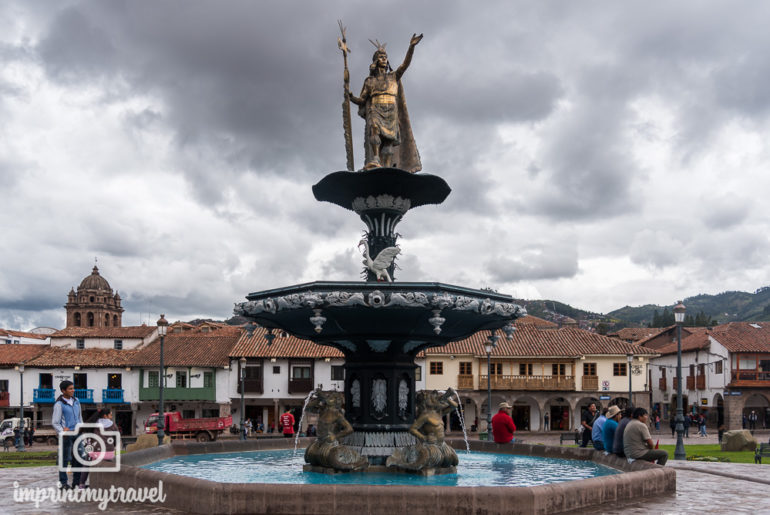 Cusco Sehenswürdigkeiten Pachacutec