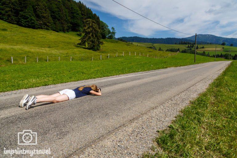 Landschaftsfotografie Tipps Perspektive