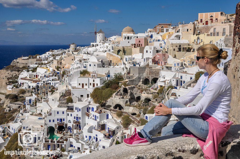 Die 5 schönsten griechischen Inseln Santorin
