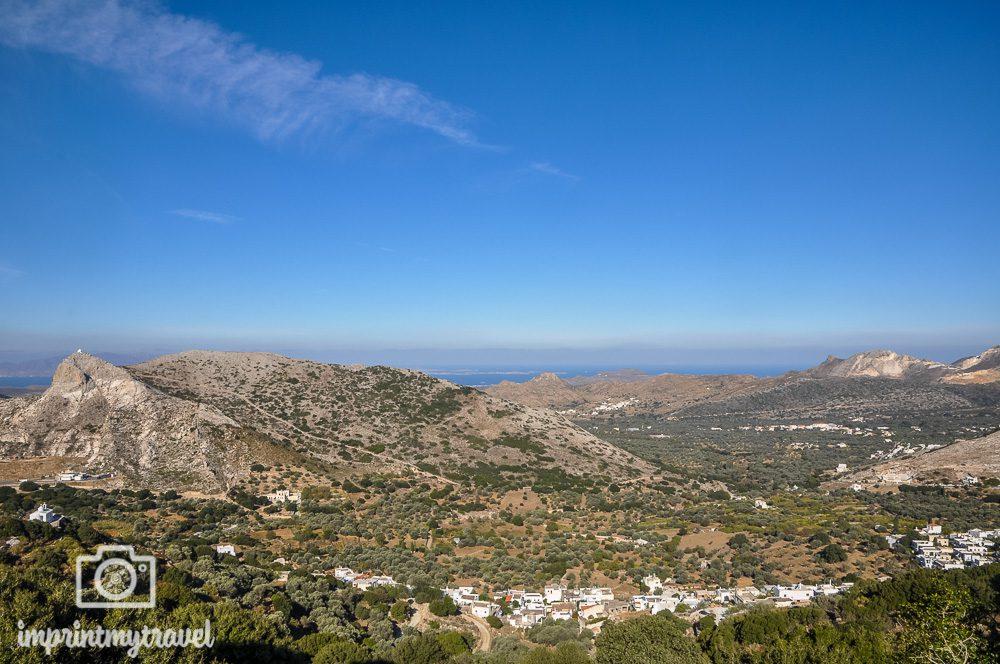 Die 5 schoensten griechischen Inseln Naxos