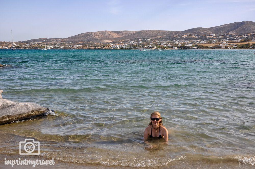 Die 5 schoensten griechischen Inseln Paros Strand