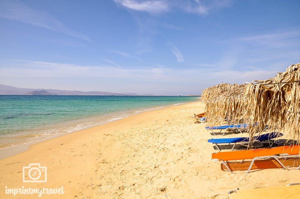 Die schoensten griechischen Inseln Naxos