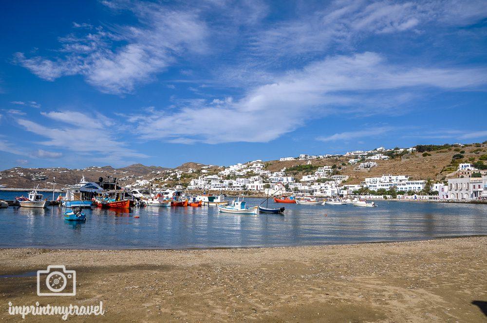 Die 5 schoensten griechischen Inseln