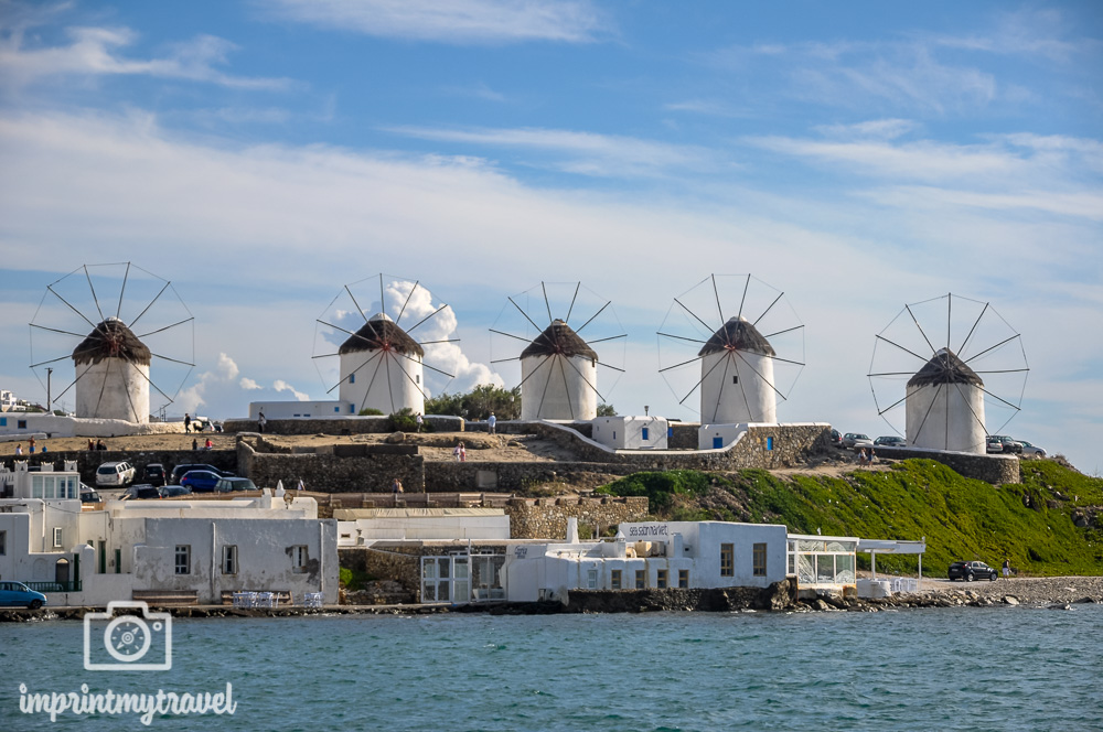 Die 5 schoensten griechischen Inseln Mykonos