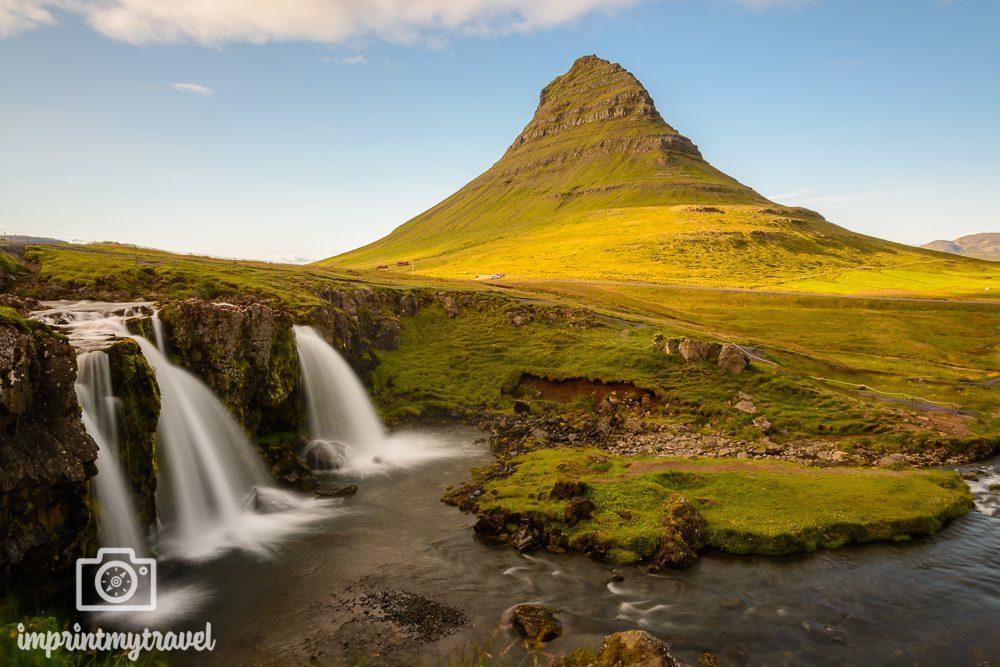 Die schönste Fotolocation in Island Kirkjufell