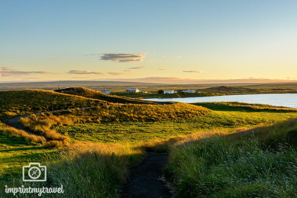 Fotospots in Island Myvatn