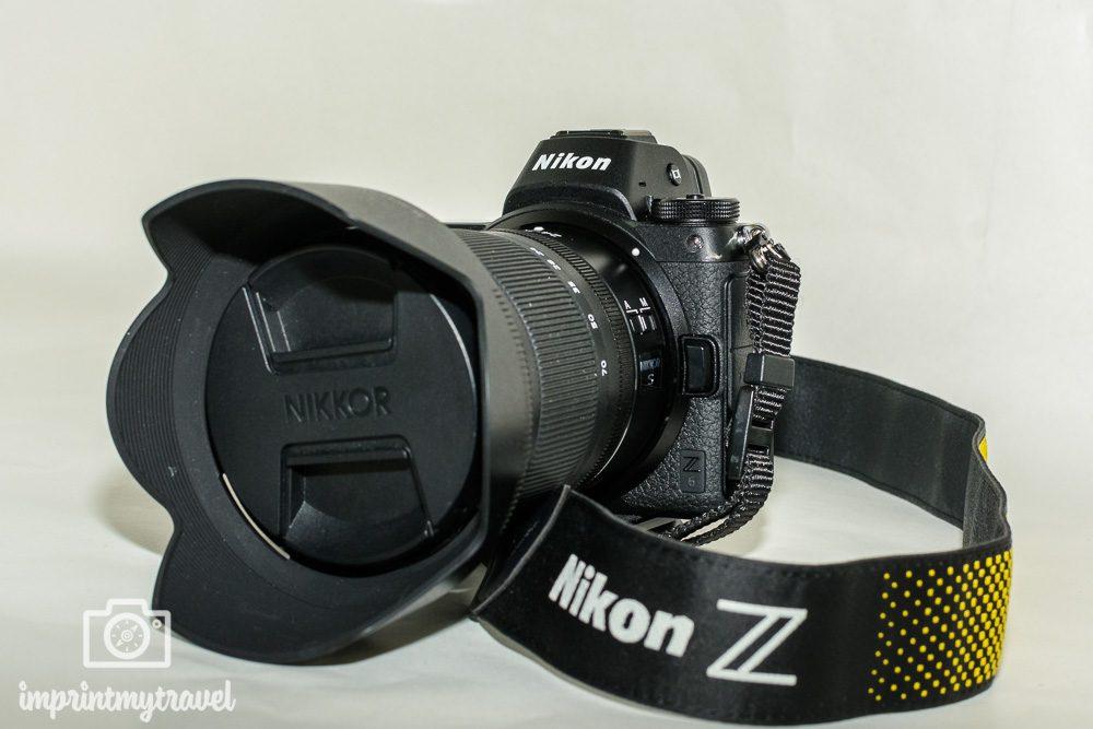 Nikon Z6 Test Objektiv