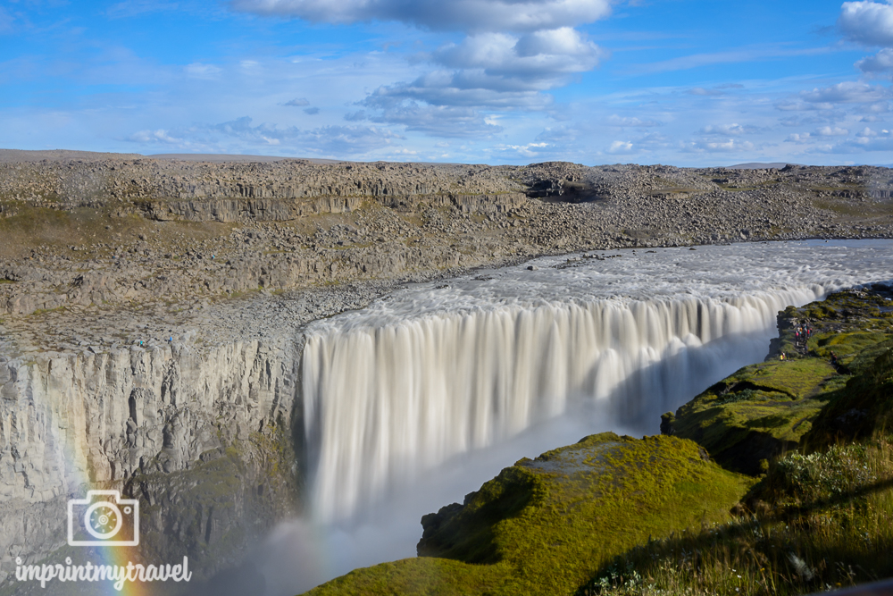 Fotolocations in Island Detifoss