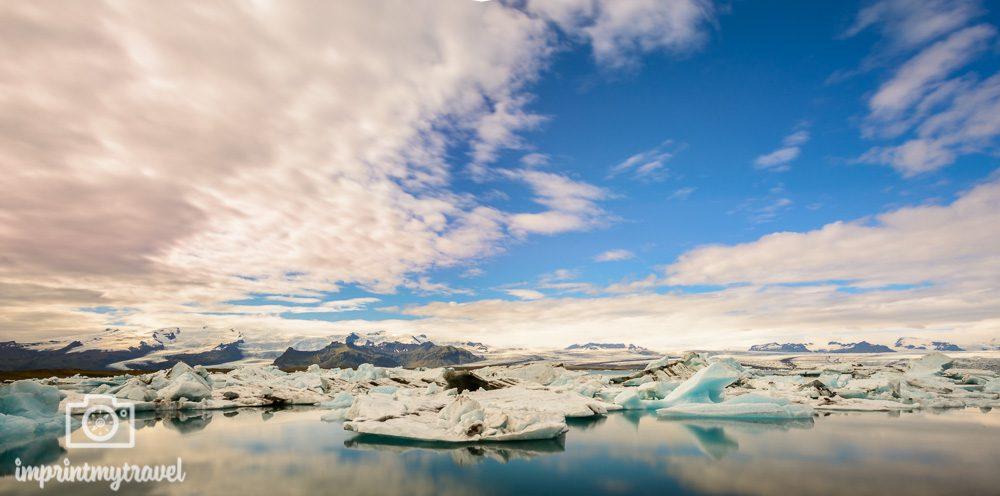Island Fotolocation Gletscherlagune Jökulsarlon