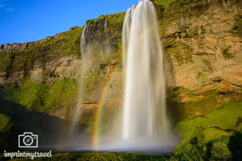 Fotolocations in Island Seljalandsfoss