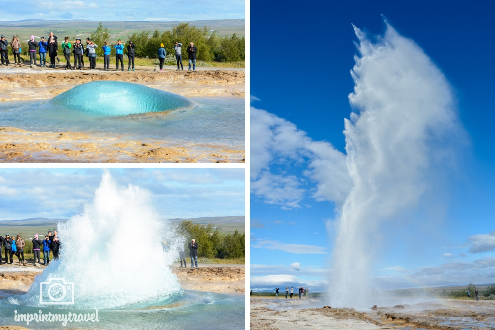 Fotolocations in Island Geysir