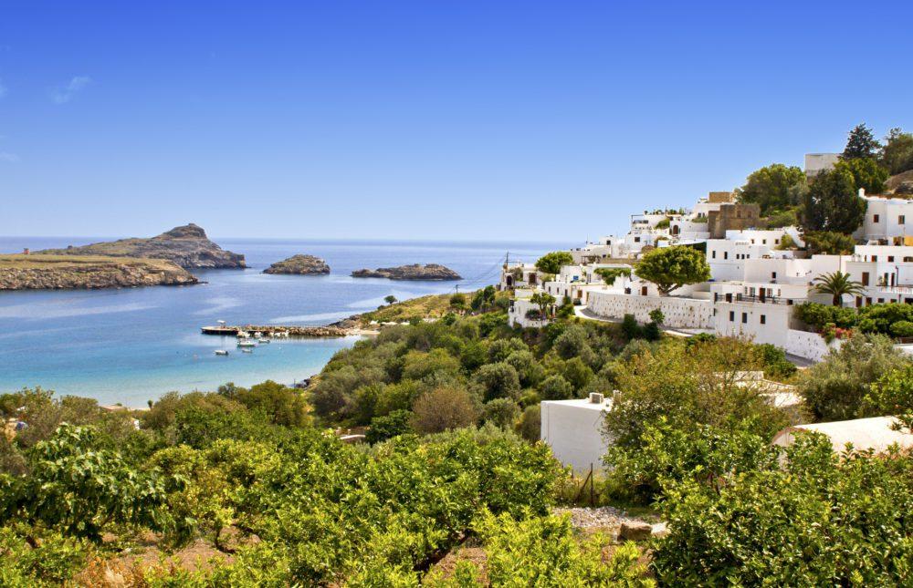 Die schönsten grichischen Inseln Rhodos