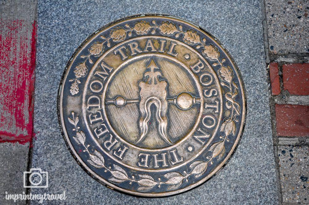 Boston Sehenswürdigkeiten Freedom Trail