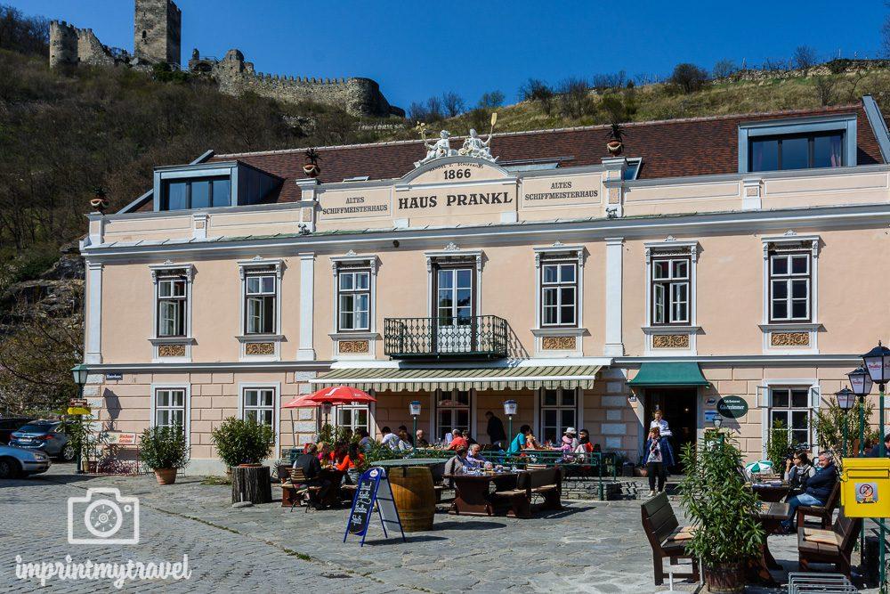 Wachau Lokalempfehlung Gasthof Prankl