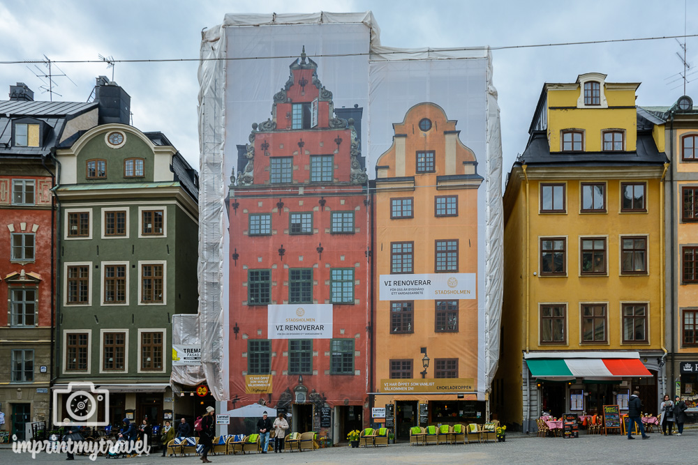 Stockholm Sehenswürdigkeiten Stortorget