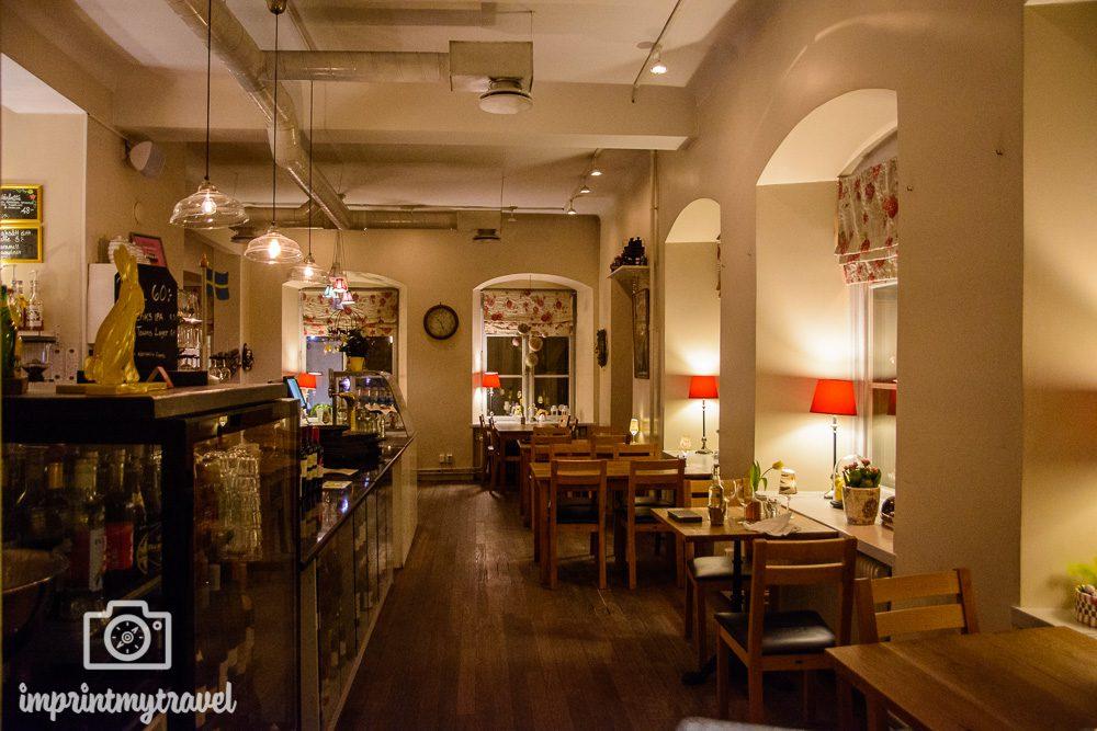 Stockholm Restaurant Tipp Unter Kastanien