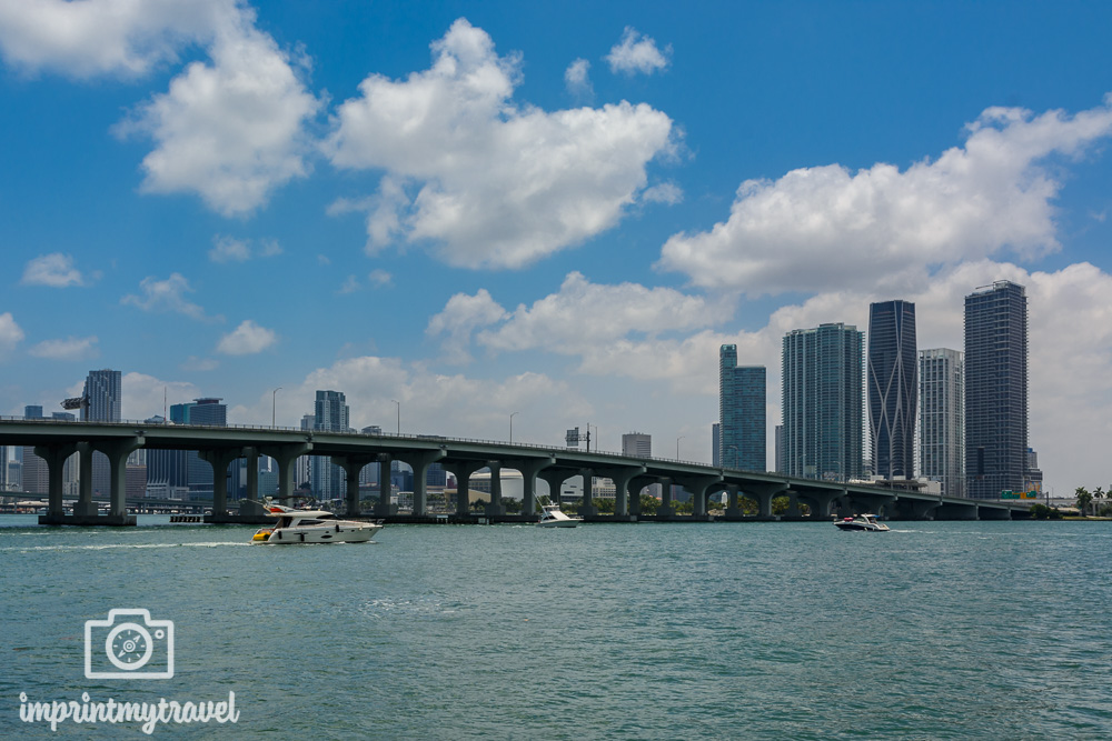 Miami Fotolocations Venetian Causeway