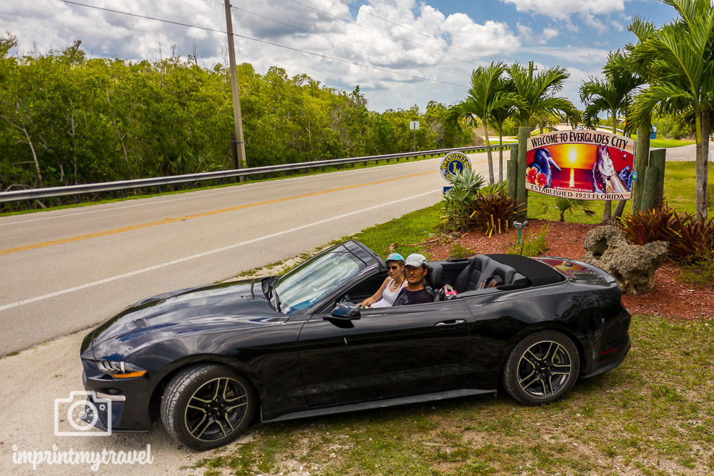 Auto mieten Florida Mustang