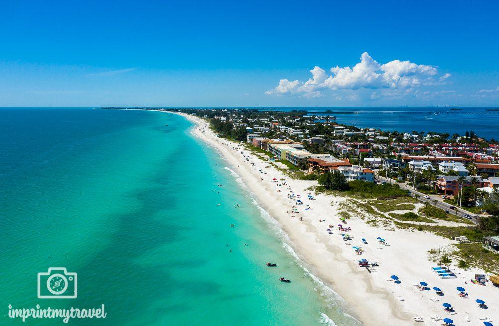Florida Anna Maria Island Strand