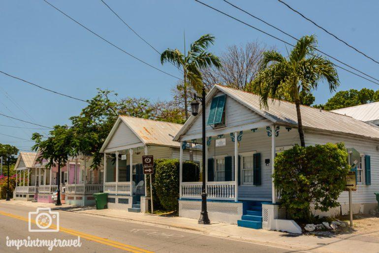 Key West Holzhäuschen