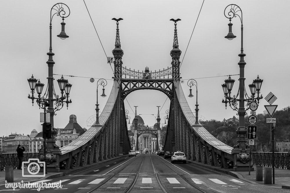 Fotografieren bei trübem Wetter schwarz-weiß