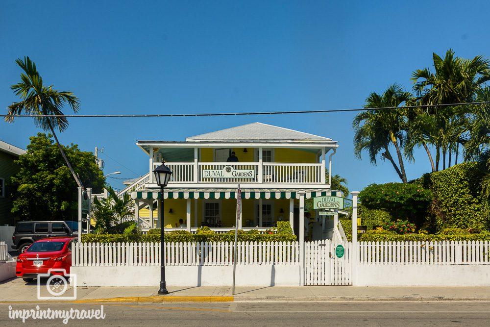 Hotelempfehlung Key West Duval Garden Inn
