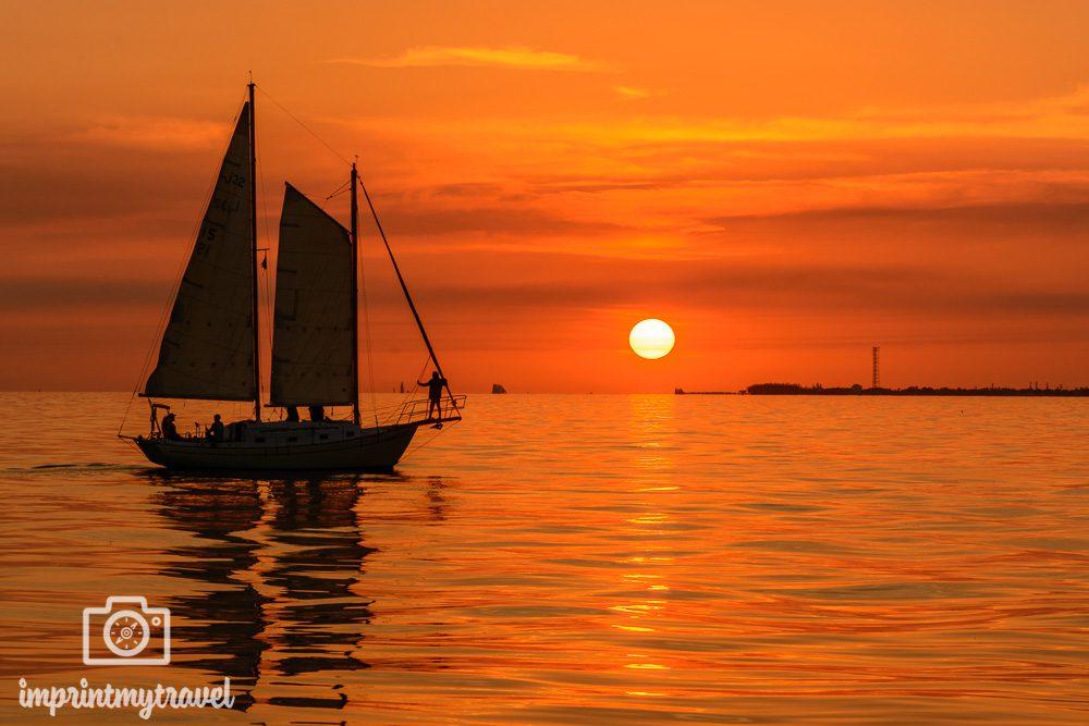 Key West Sehenswürdigkeiten Sonnenuntergang