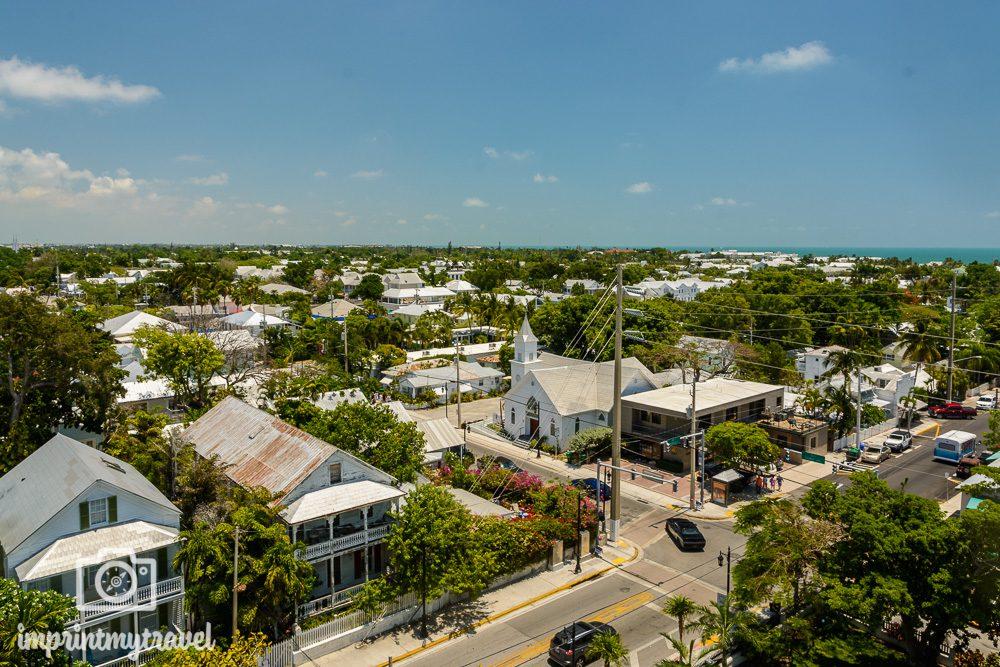 Key West beste Aussicht Leuchtturm