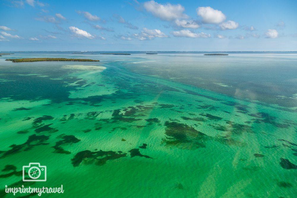 Key West Helikopterrundflug KEY WEST ECO TOUR