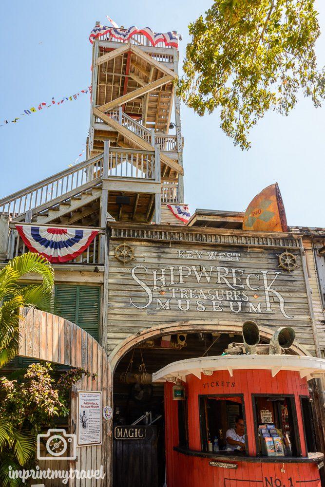 Key West Sehenswürdigkeiten Shipwreck & Treasures Museum