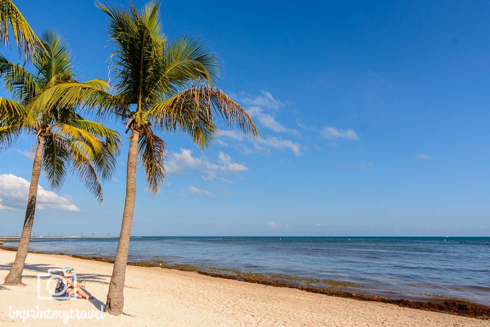 Key West Strand Higgs Beach
