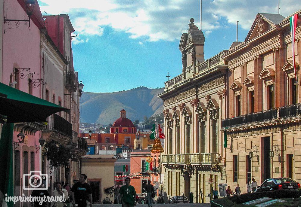 Farbenfrohes Guanajuato