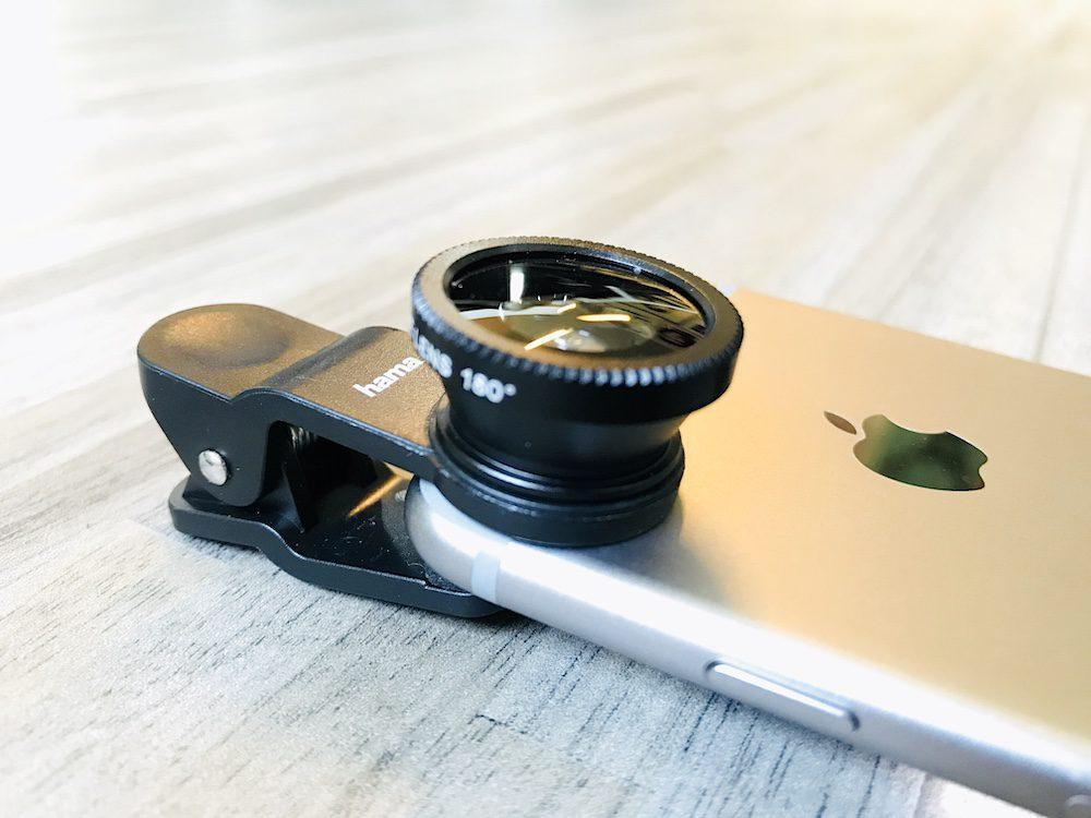 Smartphone Fotografie Objektive