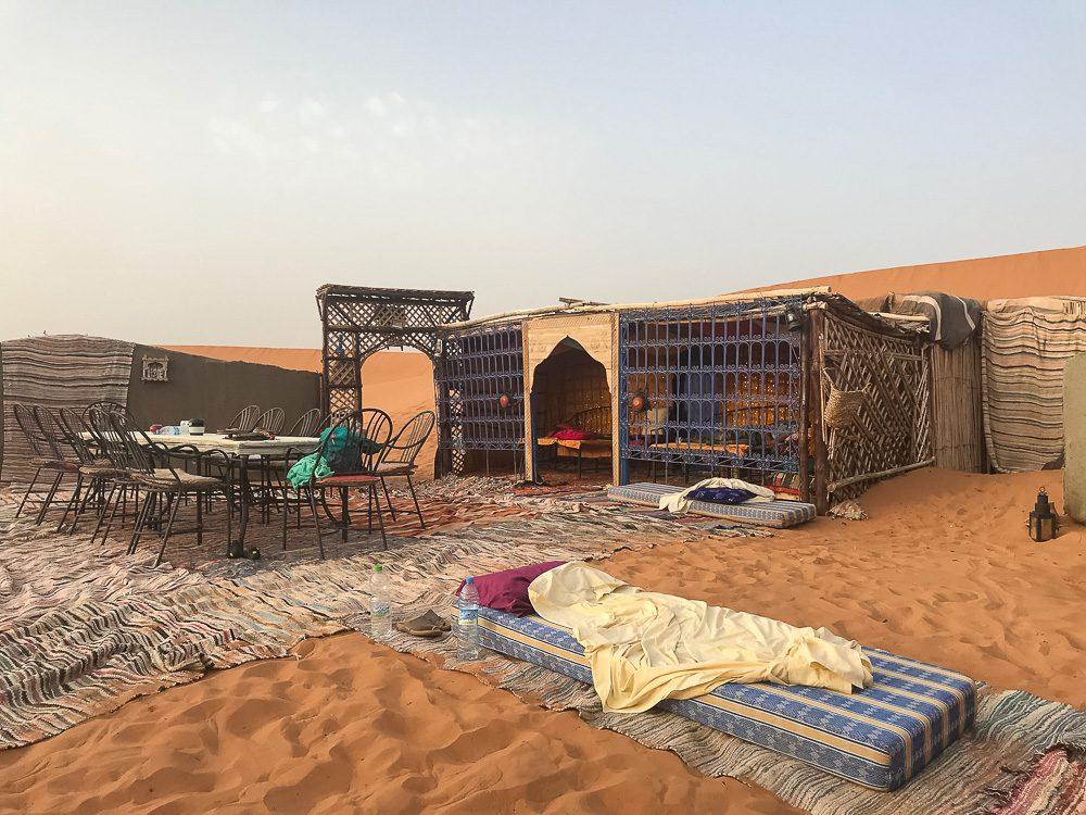 Marokko für Anfänger Wüstentour