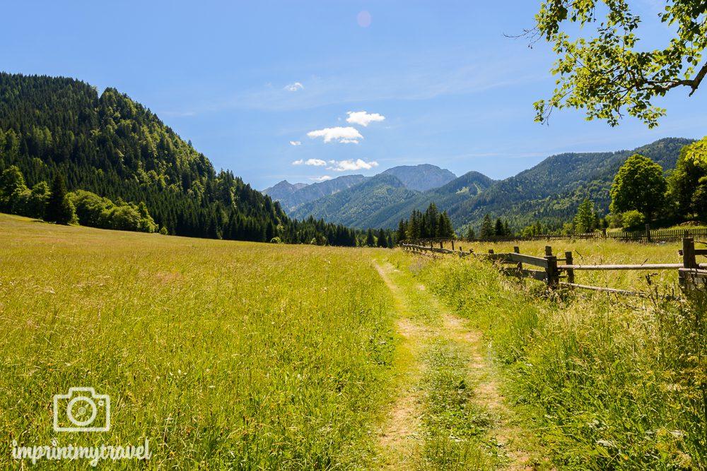 Ausflugsziel Bodental Kärnten