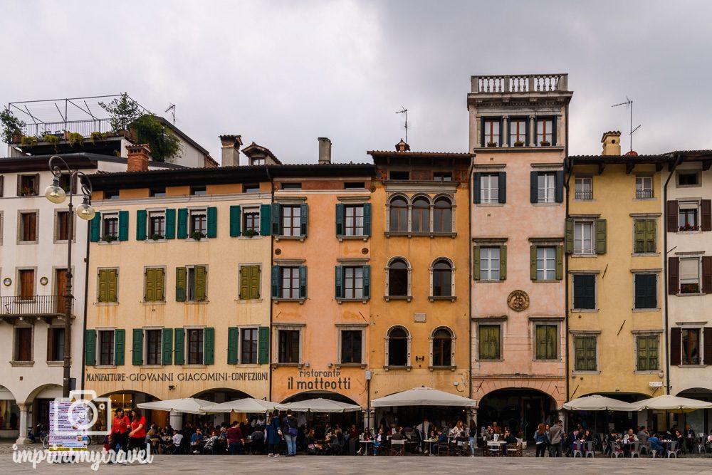 Ausflugsziel Dreiländereck Udine