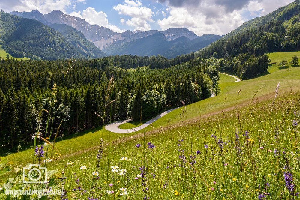 Ausflugsziel Dreiländereck Bodental