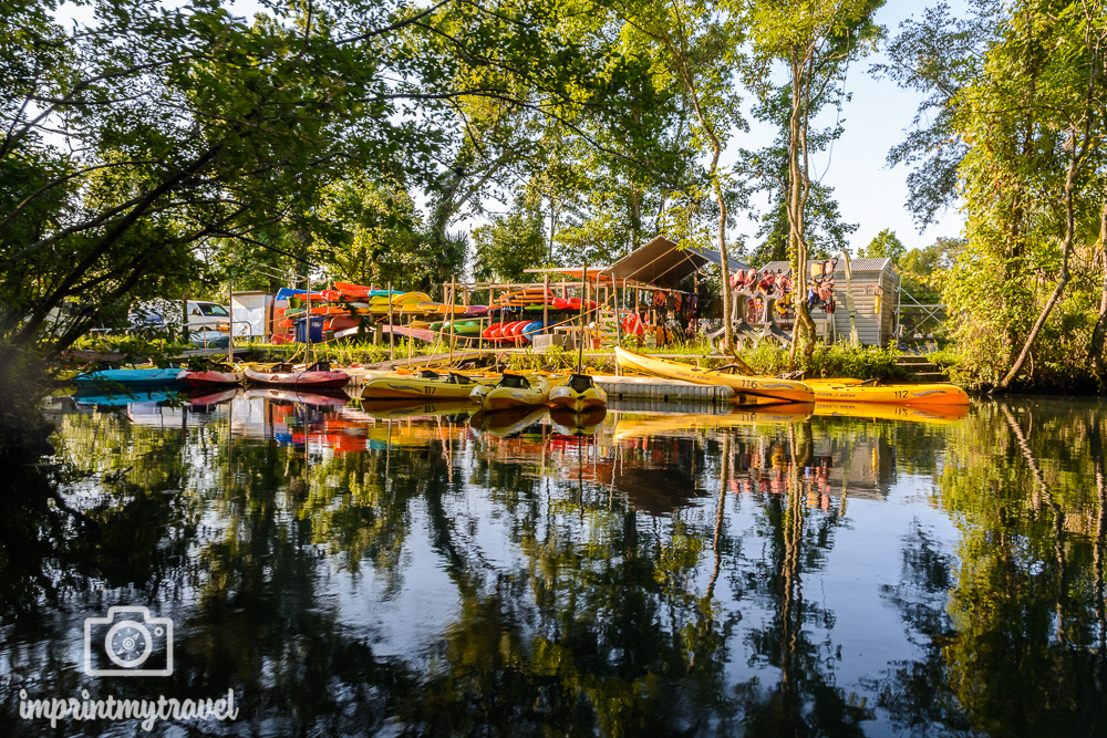 Crystal River Kayak Company