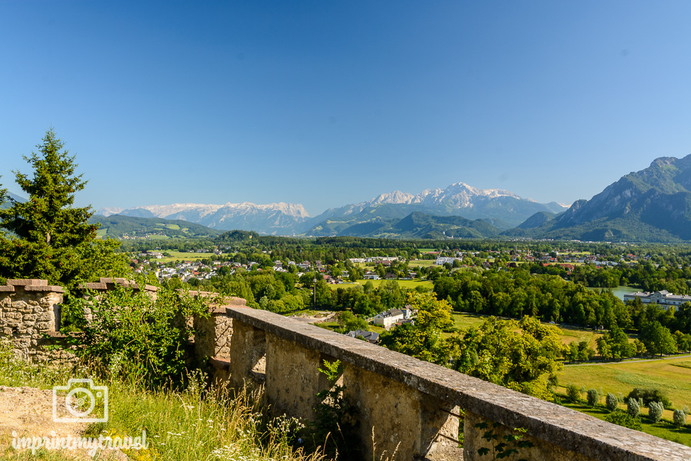 Aussichtspunkte in Salzburg Richterhöhe