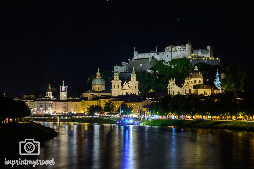 Aussichtspunkt Salzburg Müllner Steg