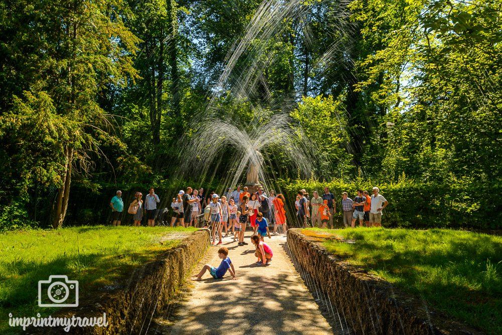 Salzburg Highlights Wasserspiele Hellbrunn
